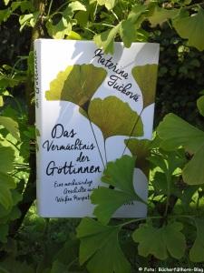 Tuckova, Katerina Das Vermächtnis der Göttinnen 978-3-421-04630-7 DVA-(Deutsche Verlags Anstalt)