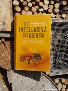 Randolf Menzel + Matthias Eckoldt Die Intelligenz der Bienen 978-3-8135-0665-5 Knaus Verlag