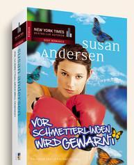 Andersen, Susan Vor Schmetterlingen wird gewarnt Sisterhood-Trilogie Band 3 ISBN 978-3-86278-329-8 Mira Taschenbuch